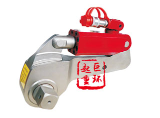 Bxtd series driven hydraulic torque wrench