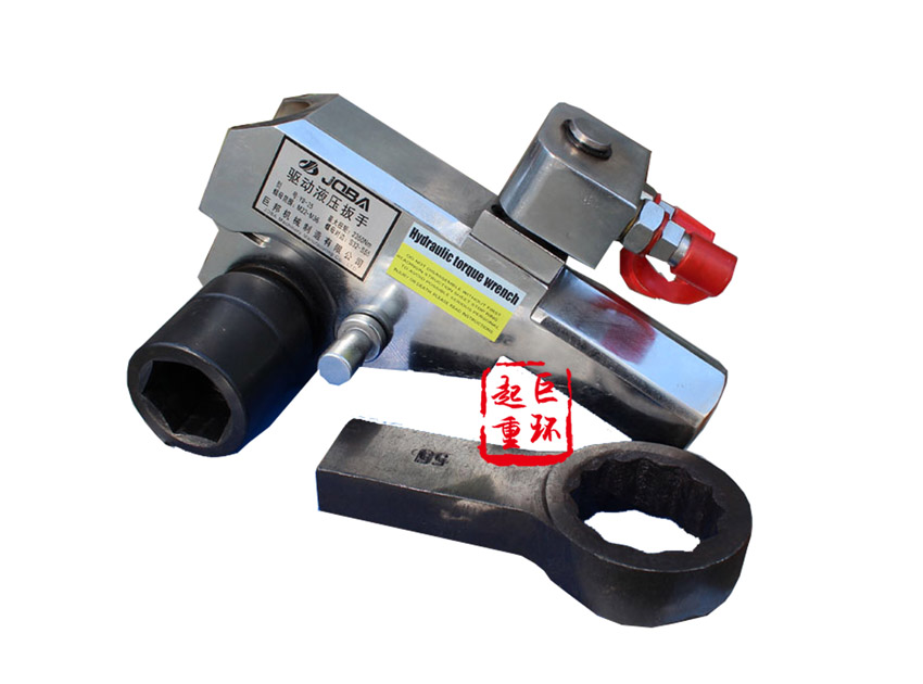 YD type drive hydraulic wrench